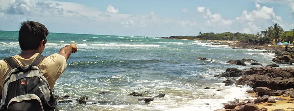 O dia que caminhei de Recife até Suape