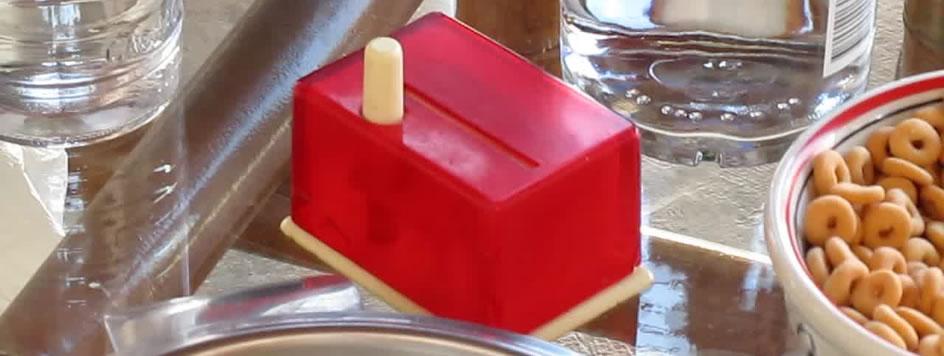A melhor Caixa de Palitos de dente do Mundo!